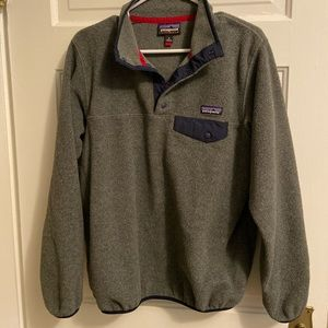 Patagonia synchilla sweater/hoodie